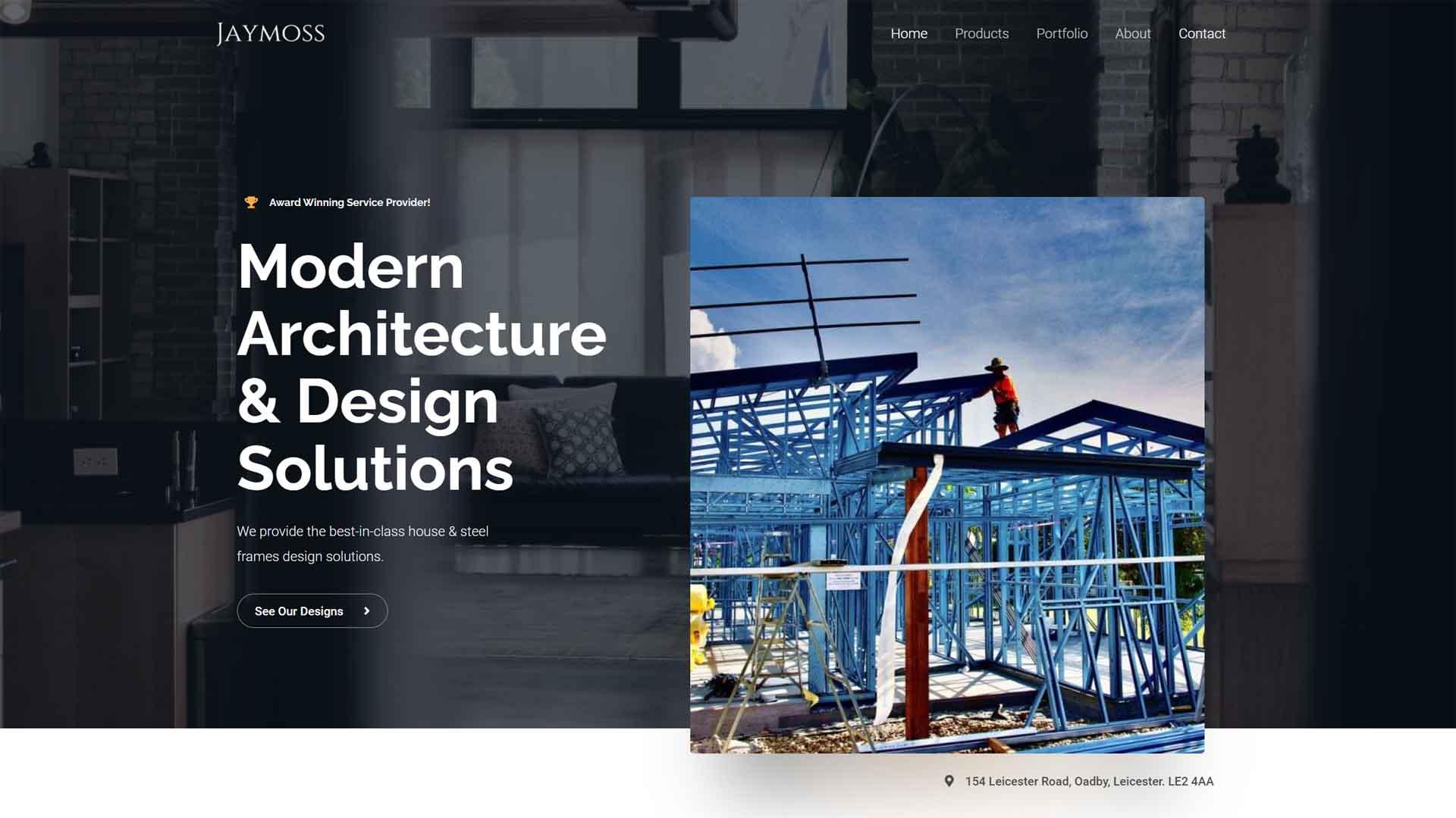 Jaymoss Website Design & Development